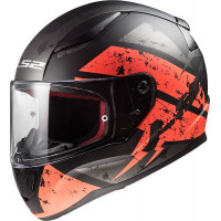 CASCO MOTO INTEGRALE LS2 FF353 RAPID DEADBOLT