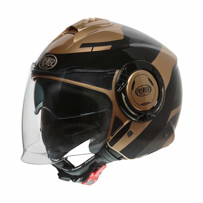 CASCO MOTO JET PREMIER COOL OPT 19...