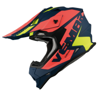 CASCO MOTO CROSS VEMAR TAKU...